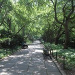 CENTRAL PARK'S CONSERVATORY GARDEN IS A MODEL FOR RICHMOND
