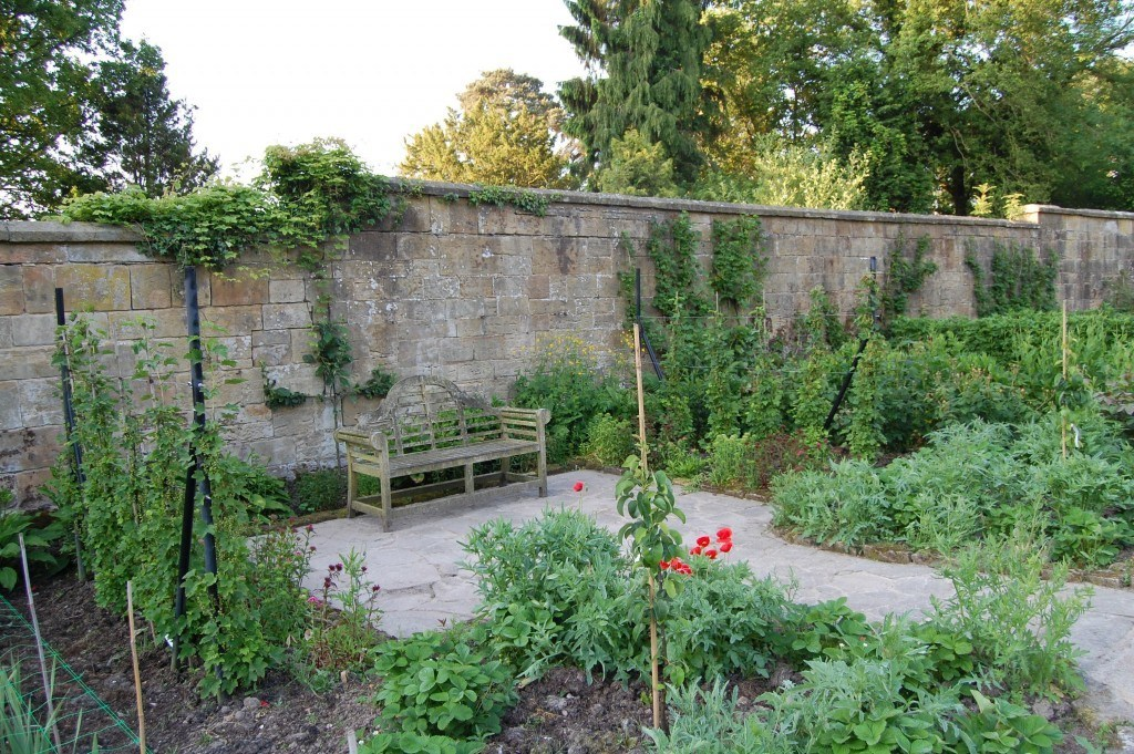THE LAST OF THE GREAT ENGLISH KITCHEN GARDENS